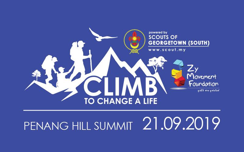 Climb to Change a Life